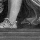 Il monosandalos nella storia dell'arte