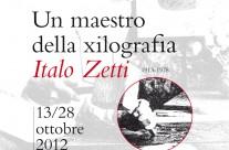 Un Maestro della Xilografia: ITALO ZETTI