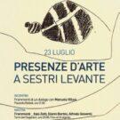 Presenze D'arte a Sestri Levante