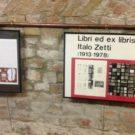 PARMA Mostra di libri e ex-libris di Italo Zetti